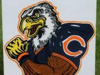 Football Eagle