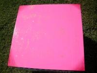 Hot Pink Gold Glitter