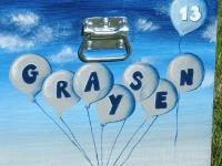 Balloons Grayson