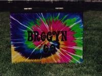 Tie Dye Brogyn