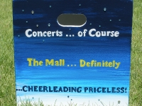 Concert Mall Cheerleading