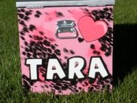 Pink Cheetah Tara
