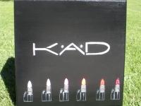 KAD lipstick