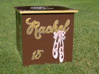 Rachel ballet shoes