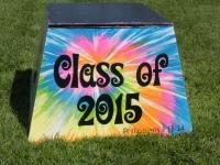 Tie Dye class of 2015