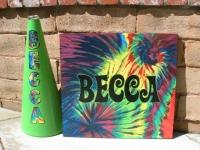 Becca tie dye