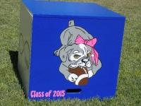 Burbank bulldog